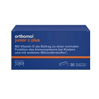ORTHOMOL Junior C plus Granulat - 30St - F�r Kinder