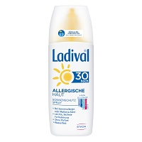 LADIVAL allergische Haut Spray LSF 30 - 150ml - Sonnengel & Spray