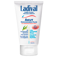LADIVAL Akut Apres Gel für das Gesicht - 75ml - After-Sun-Produkte