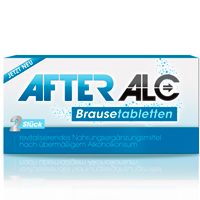 AFTERALC Brausetabletten - 2St - Mineral & Vitalstoffe
