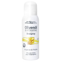 OLIVEN�L & Vitamine Deospray - 125ml - Deos & D�fte