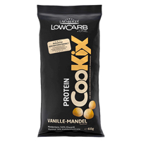 LAYENBERGER LowCarb.one Protein CooKix Vanille-Ma. - 60g - Gewichtsreduktion