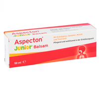 ASPECTON Junior Balsam - 50ml - Erkältungssalbe & Inhalation