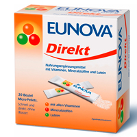 EUNOVA Direkt Sticks - 20St - Multivitamin