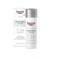 EUCERIN Anti-Age HYALURON-FILLER CC Cream hell - Aktionsartikel